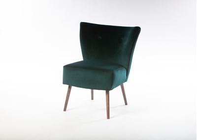 Chloe Chair Smoke Leg - Passione Bottle